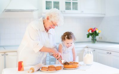 Unite Generations During National Bake for Family Fun Month