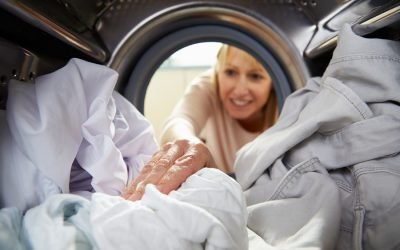 Why Is Laundry a Telltale Chore for Your Aging Adult?