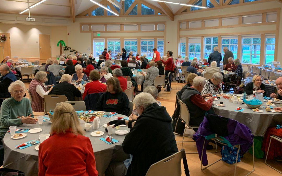 Pleasant Hill Senior Center Holiday Luncheon