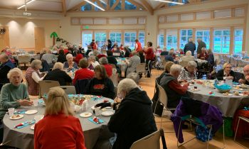 Pleasant Hill Senior Center Holiday Luncheon