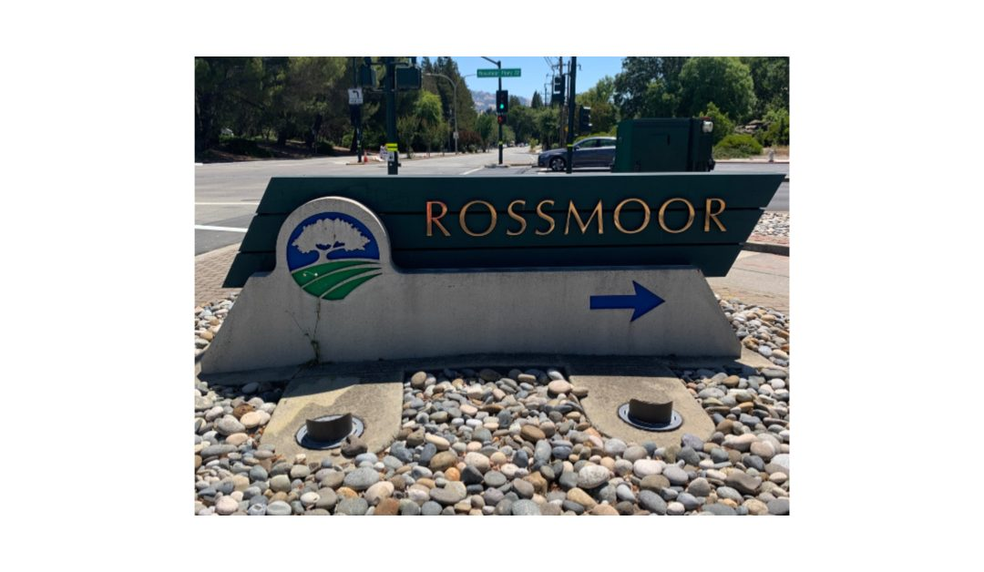 Excited to be a part of the Rossmoor Community