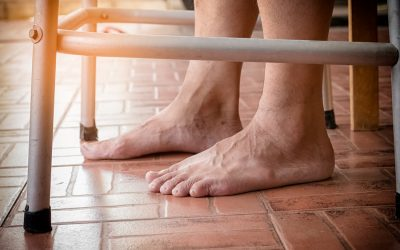 Foot Care Tips for Your Elderly Loved One